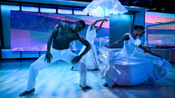 See Alvin Ailey dancers perform 'Revelations' live on TODAY