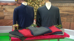 Holiday Steals and Deals for men: Luggage, shirts, wireless speakers, more