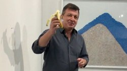 Man eats the $120K banana duct taped to a wall, and more Highs and Lows