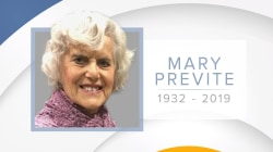 Internment camp survivor and assemblywoman Mary Previte dies at 87