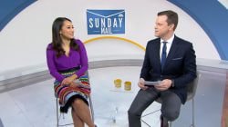 What are Willie Geist and Morgan Radford's favorite Thanksgiving leftovers?