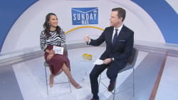 Do Willie Geist and Morgan Radford add rum to their eggnog?