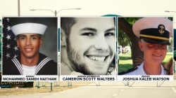 Pensacola naval base shooting: Names of victims released