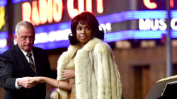 Jennifer Hudson on playing Aretha Franklin: 'Those are huge shoes to fill'
