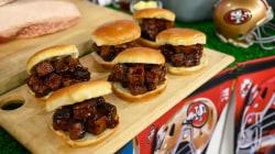 Super Bowl Snackdown: San Francisco vs. Kansas City recipes