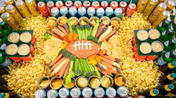 Throw a Super Bowl party that will win over every football fan