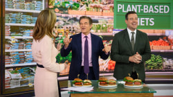Dr. Oz reveals how to choose the best plant-based foods