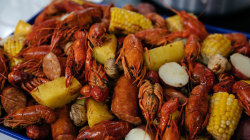 Celebrate Mardi Gras with a New Orleans-style crawfish boil