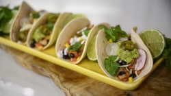 Make easy tacos using your slow cooker