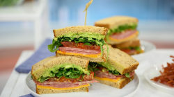 Which TODAY anchor makes the best lunch? Guy Fieri says it's…