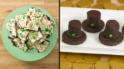 Leprechaun-approved! 2 treats to make with the kids on St. Paddy's Day