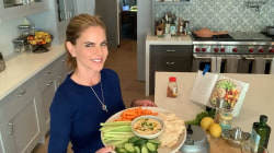 Make hummus with TODAY's Natalie Morales