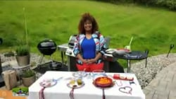 Cooking tips for Memorial Day from Food Network's Sunny Anderson