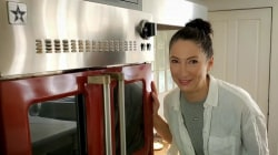 Celebrity kitchens: Gesine Bullock-Prado, Tory McPhail and Marcus Samuelsson give tours