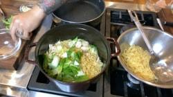 Make chef Jet Tila's chicken lo mein