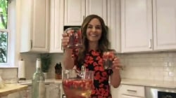 Superfood Friday with Joy Bauer: Summer shrimp boil, red white and blue sangria