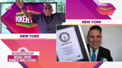 Rokerthon: Al Roker gets another Guinness World Records title