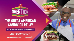 Al Roker set to kickoff Rokerthon on TODAY All Day