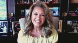 Vanessa Williams discusses new children's book and song 'Bubble Kisses'