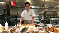 Travel to Hong Kong with chef May Chow's dumpling recipe