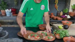 Visit Mexico from home with Juan Pablo Loza's shrimp tacos
