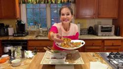 Make Joy Bauer's pecan pesto and chocolate almonds