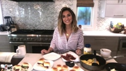 Jessie James Decker will show how to make breakfast sandwiches on TODAY All Day