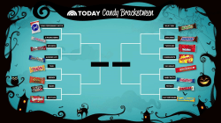 What's the best Halloween candy? Vote using our bracket