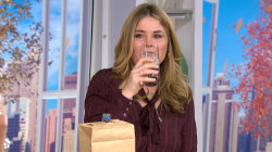 Hoda and Jenna try to guess Pepsi's new fall-themed flavor