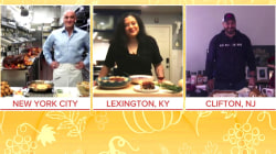 3 chefs share Thanksgiving cooking tips and ways to give back
