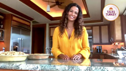 Camila Alves makes better-for-you apple pie with gluten-free crust