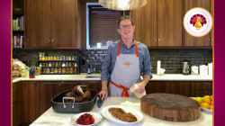 Bobby Flay shares tips and tricks for a juicy Thanksgiving turkey