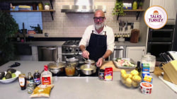 Forgot an ingredient? Use Andrew Zimmern's easy swaps this Thanksgiving