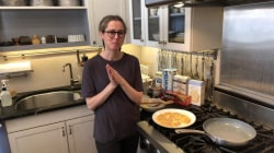 Cooking in Pajamas: Cracker eggs are the ultimate pantry comfort food