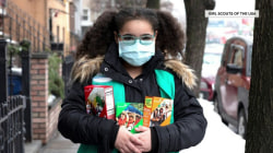 Girl Scouts get creative to sell cookies during the pandemic