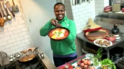 Chef Beejhy Barhany makes shakshuka dip