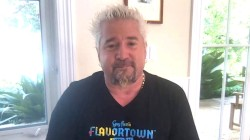 Guy Fieri talks about new delivery service Flavortown Kitchen