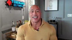 Dwayne 'The Rock' Johnson talks to Willie Geist about running for president