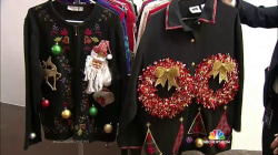 Ugly Christmas Sweater Trend Spreads Nationwide