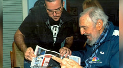 Cuba Releases First Photos of Fidel Castro Since August