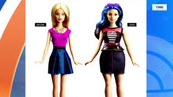 New Barbie dolls to come in 'curvy,' 'petite,' 'tall' sizes