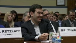 Martin Shkreli Calls Congressmen 'Imbeciles' After Contentious Hearing