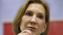 'The game is rigged,' Fiorina says of debates