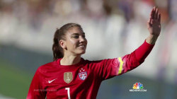US Olympic Star Hope Solo May Boycott Olympics Over Zika Fears