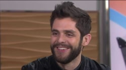 Thomas Rhett's musical influences? Rolling Stones and much more