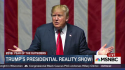 Trump's presidential reality show