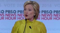 Baldwin: Clinton 'very strong' at debate