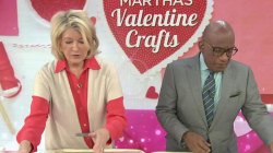 Martha Stewart shares Valentine's gifts you can make yourself