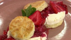 Strawberry shortcake for your Valentine: Al Roker shares his recipe