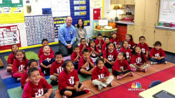 This Calif. Lawyer is Vowing to Put 26 Kindergartners Through College